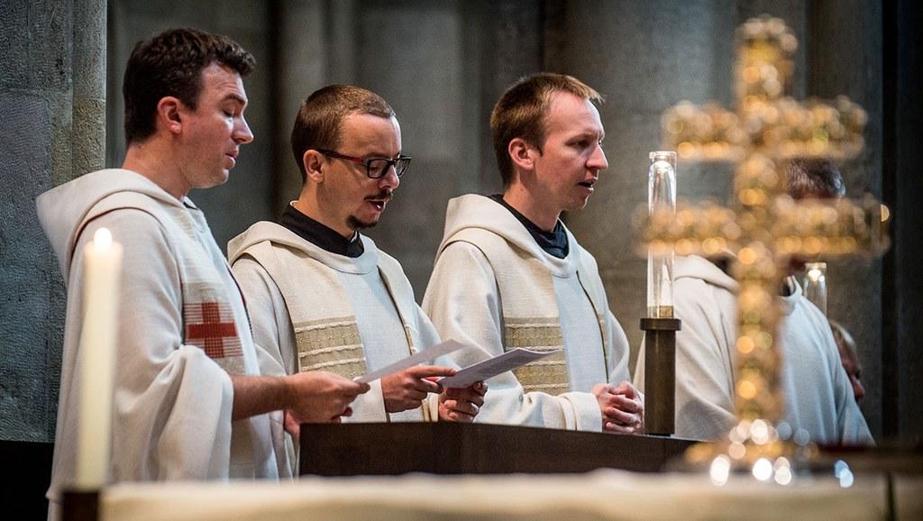 A Bazilika istentiszteleti rendje