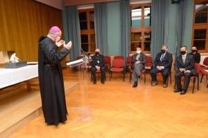 Laudáció a kaposvári Püspöki Hivatalban